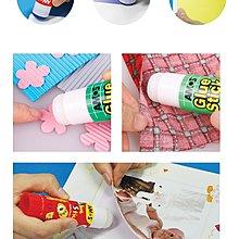 X.H. Baby【韓國 AMOS】Glue Stick (大)學齡專用多用途口紅膠 35G 讓寶貝創作更上手