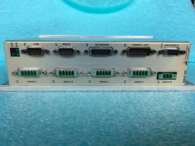 HSEB Dresden GmbH Macro Inspection System MIS 300 Controller