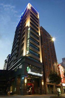 休閒咖*代訂房 $1070 台北西門町寶格利時尚旅館奢華藍鑽2.5H 休息券 西門可面交