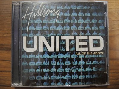 MWM◎【二手CD】United- All of The Above  CD+DVD
