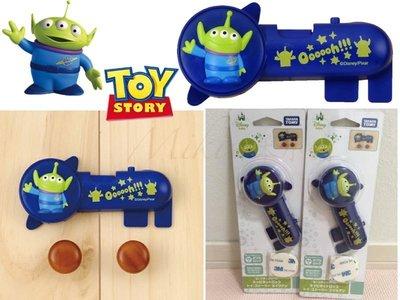 *Miki日本小舖*日本迪士尼Toy story 玩具總動員 三眼怪造型 櫥櫃 櫃子 安全扣/安全鎖