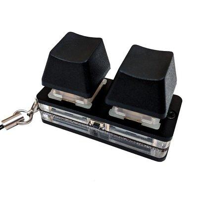 SimPad Nano OSU迷你機械快捷鍵盤 觸盤音遊復讀鑰匙鏈遊戲鍵盤SEER-55@da90099