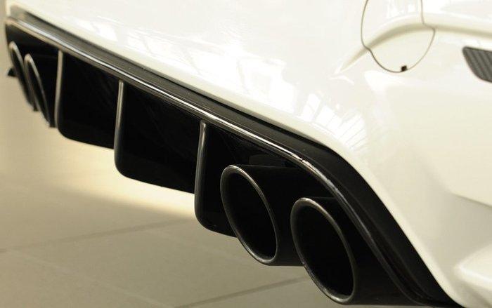 【樂駒】RIEGER BMW F82 F83 M4 F80 M3 後下擾流 後下巴 rear skirt insert