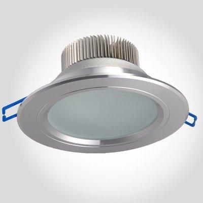聚吉小屋 #唐朗照明 LED筒燈天花燈 7W12W全套暗裝孔燈防霧店鋪客廳吊頂燈具