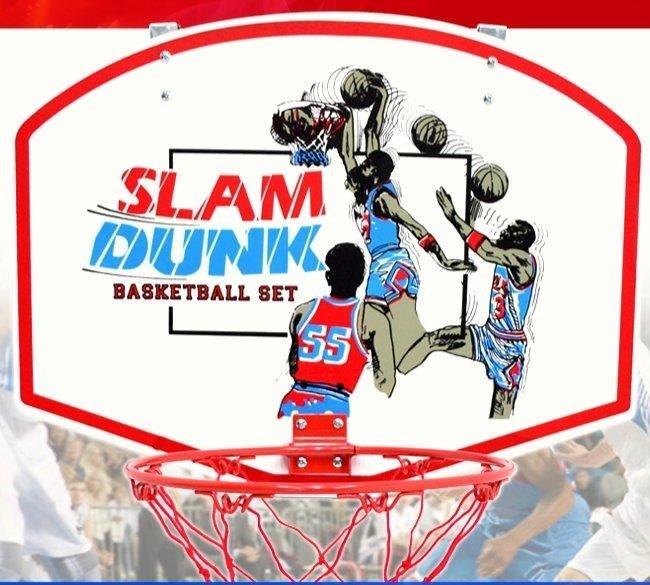 高雄可自取~籃球板~籃框~籃框籃球框架~小籃板籃球板子籃網籃球網子~兒童籃球架~球灌籃投籃架