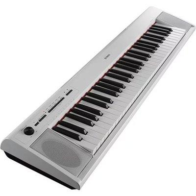 YAMAHA NP-12 61鍵電子琴 輕薄而細緻的音色 仿鋼琴鍵帶有力量感應keyboards piano