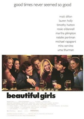 美麗佳人-Beautiful Girls (1996)原版電影海報