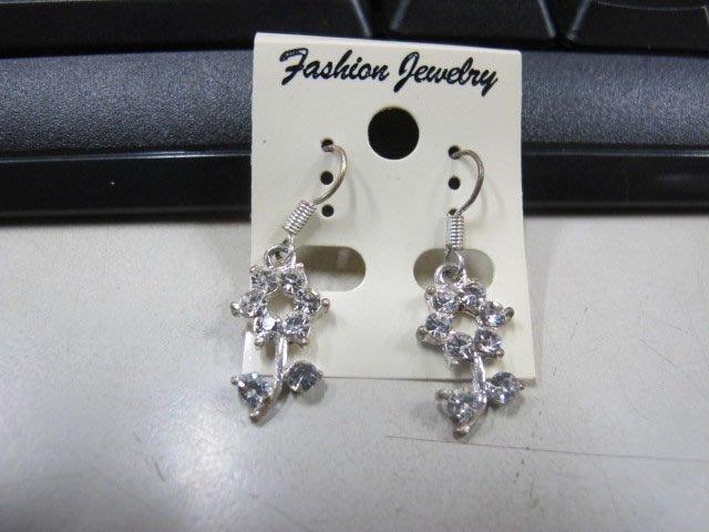 二手舖 NO.4486 時尚造型耳環 耳針 耳鉤 便宜賣 首飾飾品