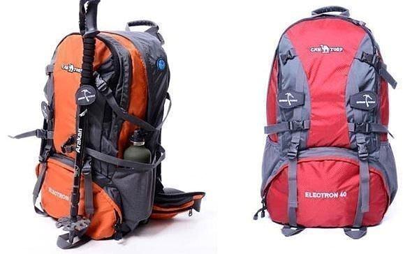 【優上精品】駱駝戶外登山包男女背包旅行包雙肩包40升登山包戶外雙肩背包(贈防(Z-P3122)