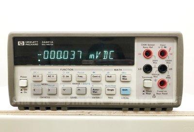HP 34401A 數位萬用電錶