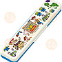 【橘白小舖】(日本製)日本進口 玩具總動員 餐具組 筷子 湯匙 環保餐具 環保筷 迪士尼 Toy Story 2020