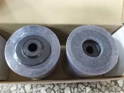 4吋(100M/ M) 灰色  平面不織布輪、菜瓜布輪、金屬石材拋光、手提砂輪機用  大特價!! (20片賣場) 台中市