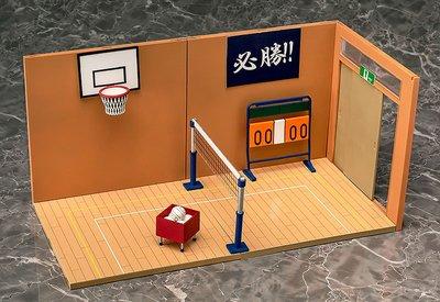 千秋 粘土人 Playset #07 體育館 A套裝 Phat 預訂