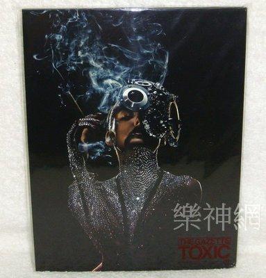 大日本異端芸者 the GazettE TOXIC (日版初回CD+DVD限定盤+80P寫真書) 全新 「黑封事II」主題曲