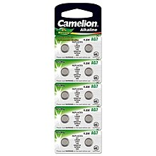 {MPower} 德國名廠 Camelion Plus Alkaline Battery 鈕扣電池 ( AG7, LR926, GP95A, SR927W, 927 ) - 原裝行貨