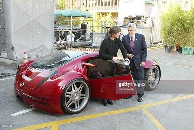 【限量絕版品】LEXUS 2054 MINORITY REPORT SPORTS CAR電影關鍵報告湯姆克魯斯的未來超跑