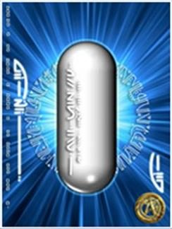 [心靈之音] #319 能量藥丸 (促進心智力量與澄澈) THE PILL -能量催化圖-美國進口中文說明