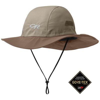 滿3000免運TheNorthFace雙和專賣店OR防水透氣大盤帽/Seattle Sombrero/280135/卡其