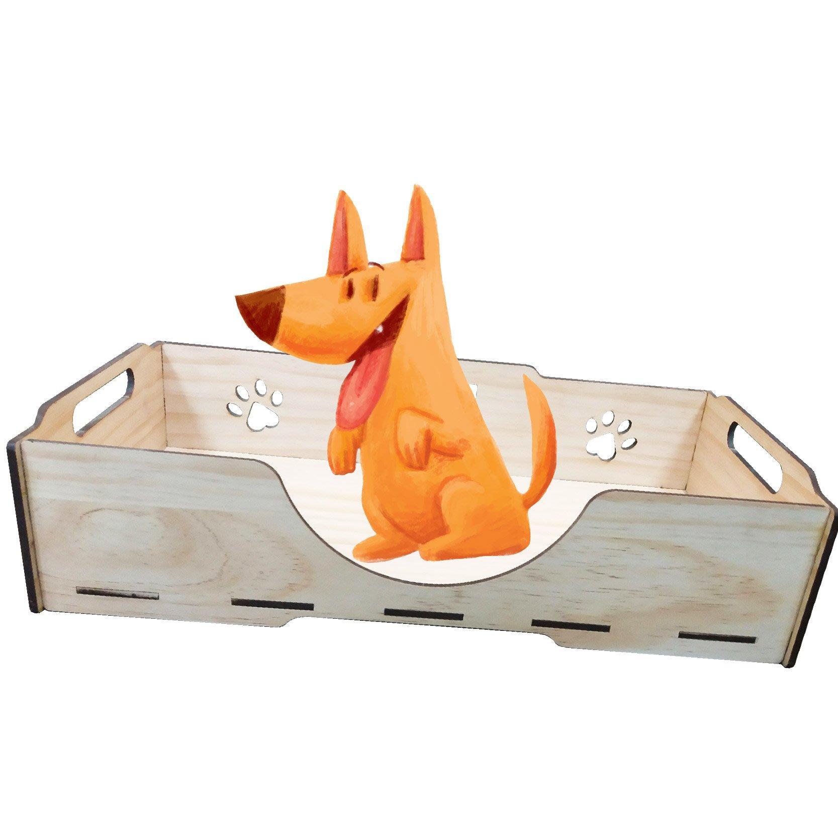 【寶貝愛寵】KT001 KATIE凱蒂床組 床組單入含長抓 精選木質 毛小孩 寵物床 寵物睡墊 睡窩