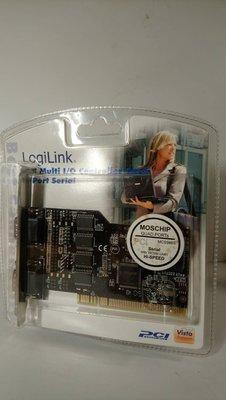 PCI Multi I/o Controller Card ,4-Port Serial