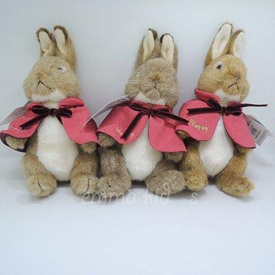 彼得兔Peter Rabbit Cotton-tail Flopsy Mopsy 兔姐姐 娃娃 日本空運~小太陽日本精品
