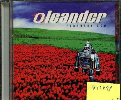 *真音樂* OLEANDER / FEBRUARY SON 二手 K17978