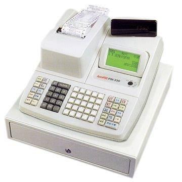 【費可斯】AccuPOS A-330三聯式發票全中文收銀機(日月報表列印及顯示)*不含錢櫃*含稅價*