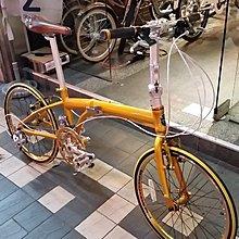 77號單車站自有品牌 451輪組27速運動版折疊車,dahon.turn