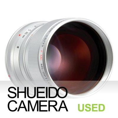 集英堂写真機 極上品 / 宮崎光學 MS-OPTICS F.MC SONNETAR 73mm F1.5 鏡頭 21839
