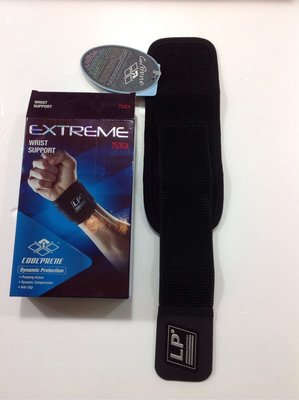 LP 高透氣 可調式護腕 單一尺寸 以cool preen 專利材質 保溫防護功能