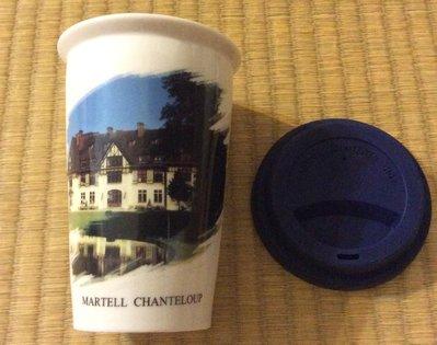 MARTELL馬爹利雙層陶瓷保溫杯340ML