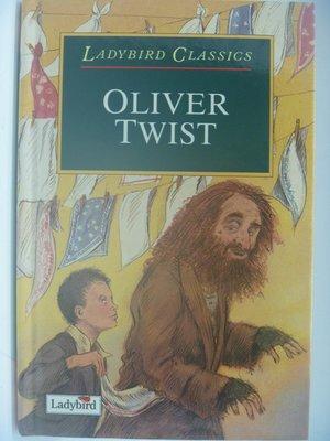 【月界】Oliver Twist-Classics(精裝)_狄更斯_孤雛淚_Ladybird 〖少年童書〗CDA