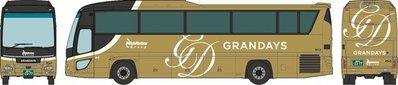 [玩具共和國] 4543736315445 西日本鉄道 GRANDAYS-グランデイズ-