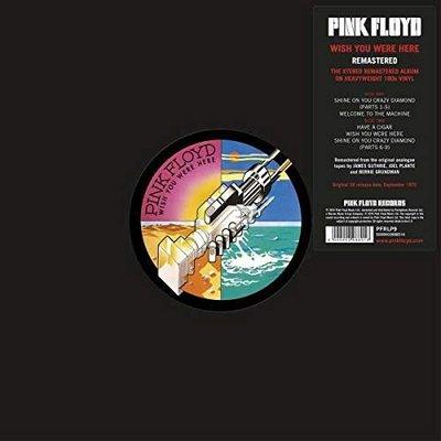 黑膠唱片Pink Floyd-Wish You Were Here  英國搖滾樂隊平克·佛洛伊德- 盼你在此