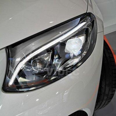 台北威德   BENZ GLC 300 W253 美規 低階 改 高階 一抹藍 4魚眼 全LED 大燈 總成