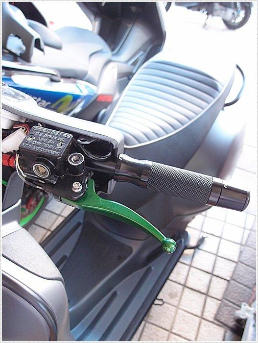 【貝爾摩托車精品店】桃子加工廠 偉士牌 GT/GTV/GTS 200/250/300 專用 短拉桿