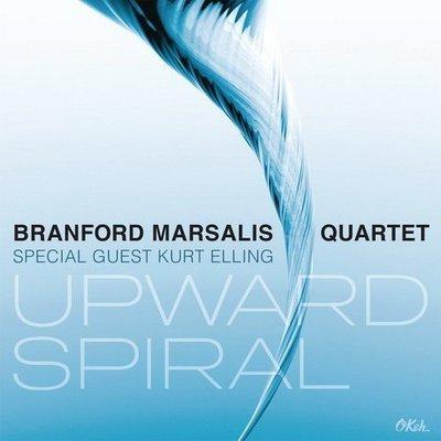 扶搖直上 Upward Spiral/布蘭佛馬沙利斯四重奏與庫特艾靈 ---88985306882