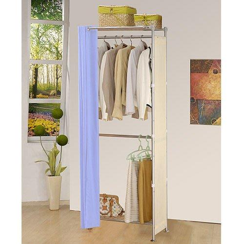 【中華批發網DIY家具】D-56-01-W2型60公分衣櫥架---可升級成完全防塵衣櫥架