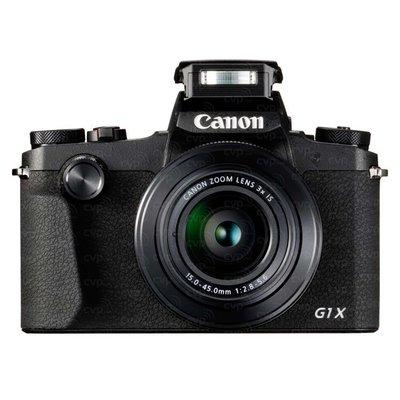《晶準數位》Canon PowerShot G1X MARK III (平輸貨)APS-C單眼等級感光元件.拍出好畫質