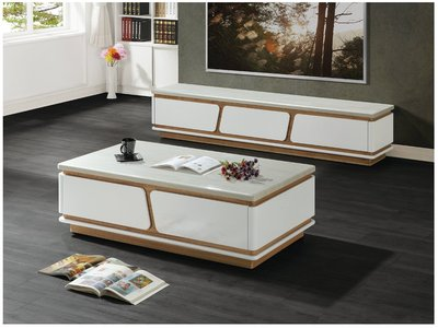 [歐瑞家具]YA335-3石面電視櫃/系統家具/沙發/床墊/高低櫃/床組/高櫃/1元起/高品質/最低價