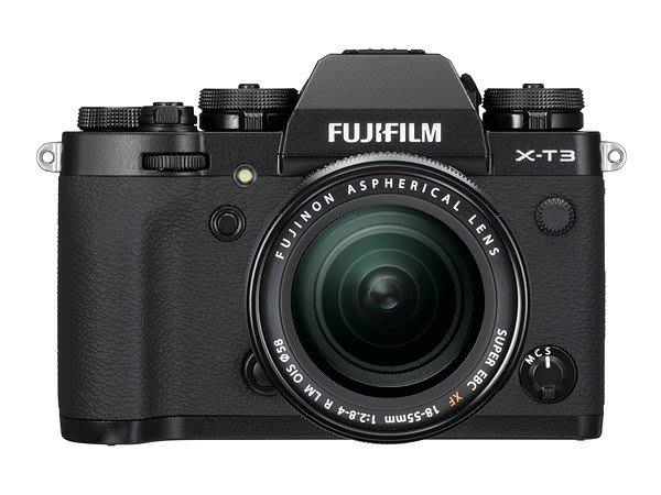 【eWhat億華】FUJIFILM X-T3 XT3 搭 18-55MM 組合 支援觸控 類 XT1 EM1 XT2 繁中 平輸 黑色 【4】