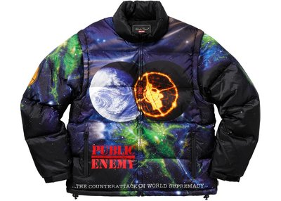 「Rush Kingdom」代購 Supreme UNDERCOVER/Public Enemy Jacket 外套