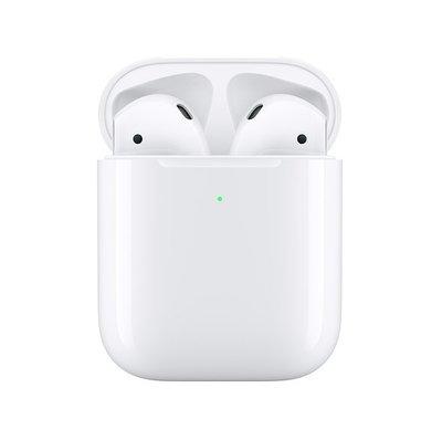 Apple AirPods 2 Wireless white  配備無線充電盒 藍牙耳機 水貨