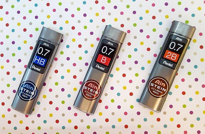 PENTEL 飛龍 C277 Ain STEIN自動鉛筆筆芯(0.7mm) 好好逛文具小舖