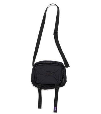 THE NORTH FACE PURPLE LABEL 紫標 CORDURA 肩背包 小包 隨身 黑色 全新預購