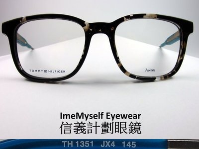 ImeMyself Eyewear Tommy Hilfiger TH 1351 Spring hinges Frame