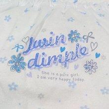 *kind親子雜貨*日本製 Twin Dimple 女童 兒童 100%棉 內褲組 2件一組 150cm【現貨】