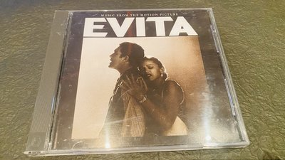 CD﹣﹣MUSIC FROM THE MOTION PICTURE EVITA