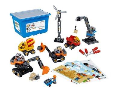 晨芯樂高 45002 樂高機械教育組 Tech Machines Set