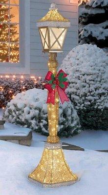 【有顆蕃茄公司貨】72吋 LED 街燈造型裝飾 (展示品)